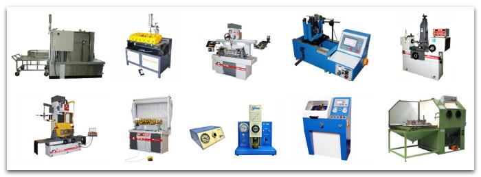 Все оборудование, поставляемое компанией Мотортехнология по типу и своим техническим характеристикам является оптимальной альтернативой станочному оборудованию таких производителей, как Robbi, Dalcan, SJMC, Sunnen, Serdi, Serdi srl., Poleks, Saritas, Honmaksan и Serdarlar Makine