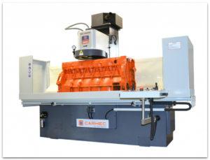 Новинка: станок Carmec SG 1400M для обработки плоскости ГБЦ и БЦ