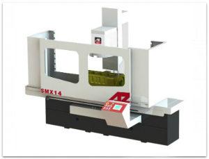 Новая линейка станков AZ Spa серия SMX для обработки плоскости головок и блоков цилиндров