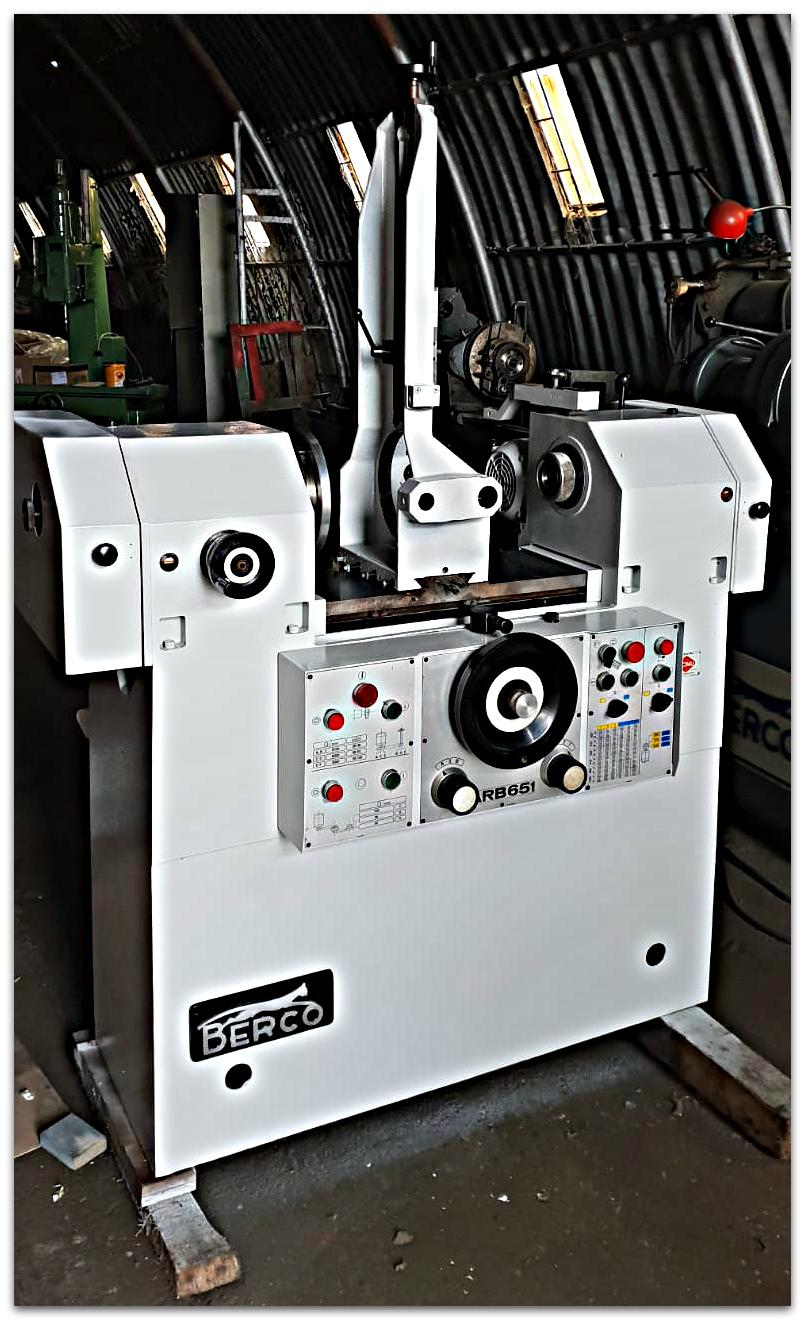 Расточный и внутришлифовальный станок для ремонта шатунов Berco ARB 651 б/у