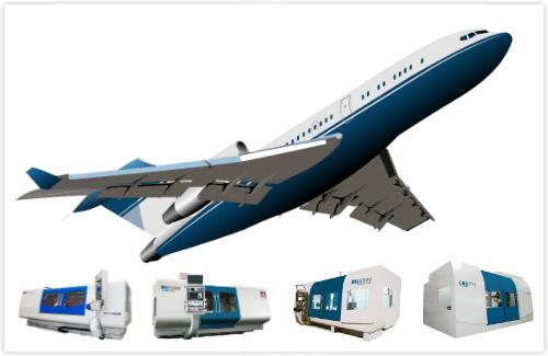 Станки для авиационной промышленности - Мотортехнология