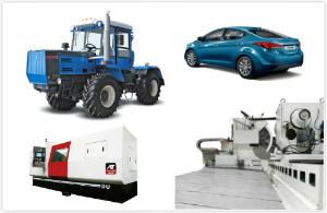 Станки для автомобильной и тракторной промышленности - Мотортехнология